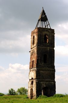Free Old Tower Stock Photography - 5302882