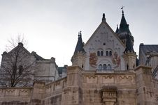 Free Castle Neuschwanstein Royalty Free Stock Photography - 5302967