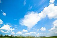 Free Summer Landscape Royalty Free Stock Photos - 5303008
