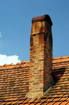 Free Roof Tiles Stock Photography - 5303242