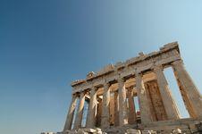 Free Parthenon Stock Photography - 5303432