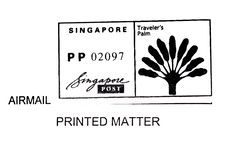 Free Singapore Postage Stamp Stock Images - 5303444