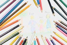 Free Child S Art Stock Photography - 5304312