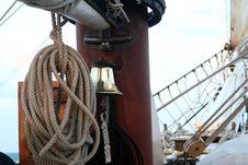 Free Sailboat Rigging Royalty Free Stock Image - 5304826