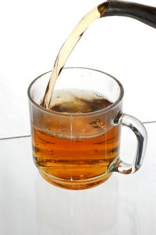 Free Transparent Cup Of Tea Stock Photos - 5304903