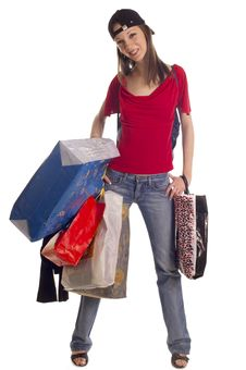 Free Shopping Stock Image - 5304991