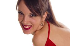 Smile Portrait Stock Photo
