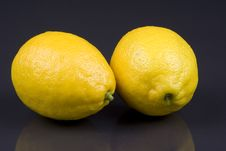 Free Lemon Royalty Free Stock Image - 5305946