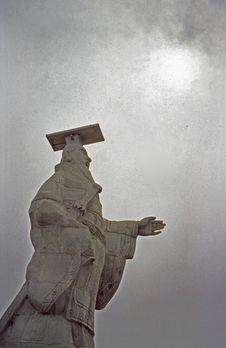Free Kaiser Statue. Royalty Free Stock Photos - 5306108