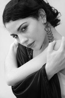Free Hispanic Beauty Stock Photography - 5306242