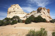 Free The San Rafael Swell Royalty Free Stock Image - 5308286