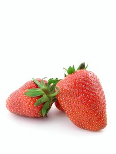 Free Strawberries Royalty Free Stock Photos - 5308318
