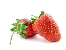 Free Strawberries Royalty Free Stock Image - 5308326