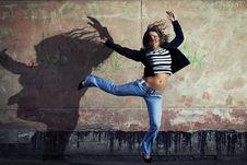 Free Dancer. Stock Photo - 5308870