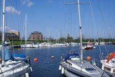 Free Marina In Kopenhagen Royalty Free Stock Photos - 5309208