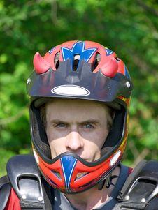 Free Rider Stock Photo - 5309300