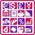 Free Money Icons Stock Photo - 5311840