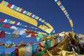 Free Prayer Flags In Tibet China Royalty Free Stock Photos - 5312678