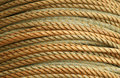 Free Coiled Rope Detail Stock Photography - 5314902