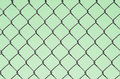 Free Chain Link On Green Royalty Free Stock Image - 5318646