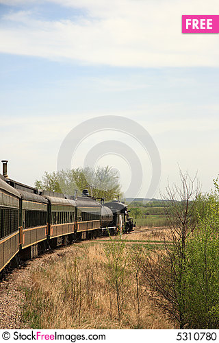 Free Prairie Steam Stock Photo - 5310780