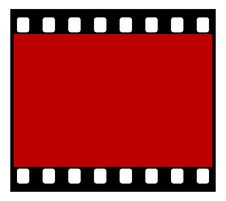 Free Film Strip Royalty Free Stock Photography - 5310077