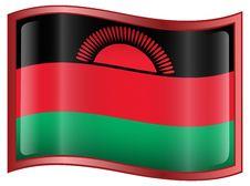 Free Malawi Flag Icon Stock Images - 5310184