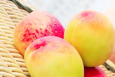 Free Peach 3 Stock Photo - 5310240