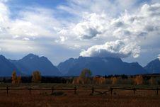 Free Grand Teton National Park Stock Images - 5310304