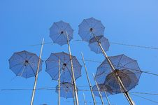 Free Umbrellas Royalty Free Stock Images - 5311189