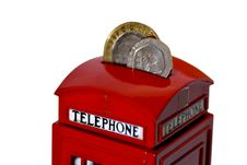 Free British Money Box. Royalty Free Stock Images - 5311389