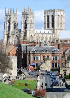Free York City View Stock Photo - 5311610
