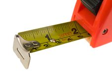Free Tape Measure Royalty Free Stock Photography - 5311897