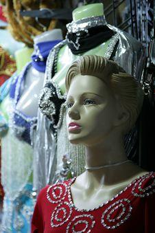 Female Dummy Royalty Free Stock Images