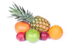 Free Tropical Fruits Royalty Free Stock Image - 5312656