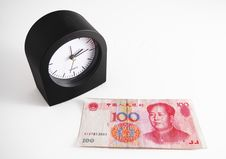 Time Is Money 1 Stock Photo