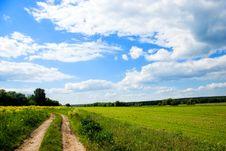 Free Beautiful Summer Landscape Stock Image - 5313071