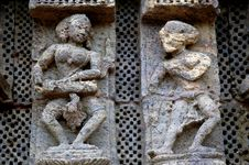 Free Temple Sculpture. Stock Photography - 5313192