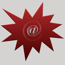 Free Red Web Button @ Stock Photos - 5314693