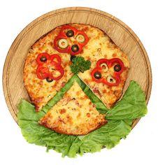 Free Pizza Royalty Free Stock Photo - 5315295