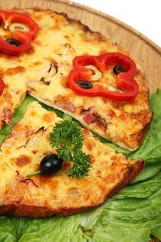 Free Pizza Royalty Free Stock Photo - 5315315