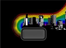 Free Rainbow City Stock Photos - 5315613