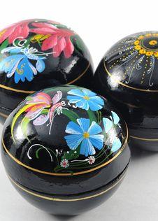 Free Handmade Decor Objects Stock Image - 5316001