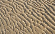 Free Sand Background Royalty Free Stock Photo - 5316695