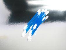 Free Cotton Sticks Stock Photos - 5317053