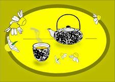 Free Herb Tea Stock Image - 5317121