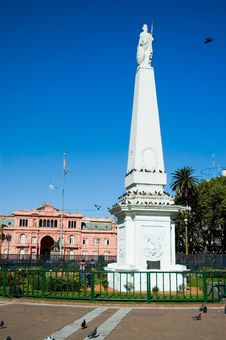 Free Mayo Sqare, Buenos Aires. Royalty Free Stock Images - 5317149