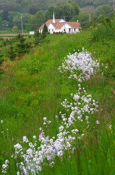Scenic Landscape Royalty Free Stock Image