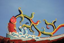 Free Chinese Temple Stock Photo - 5318940