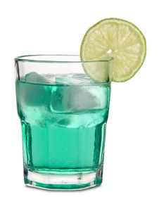 Free Green Drink Stock Photography - 5319342